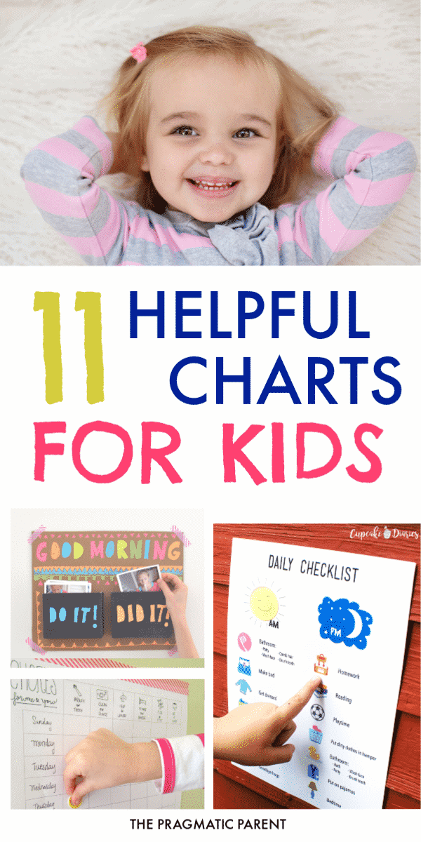 Morning, Evening, Chore, & Routine Charts for Kids. Check out these 11 Awesome Kids Charts for Chores & Daily Routine. Brilliant Printable Reward Charts to Start Using Today.