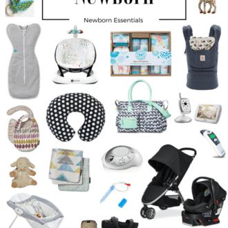 New Baby Basics You ACTUALLY Need