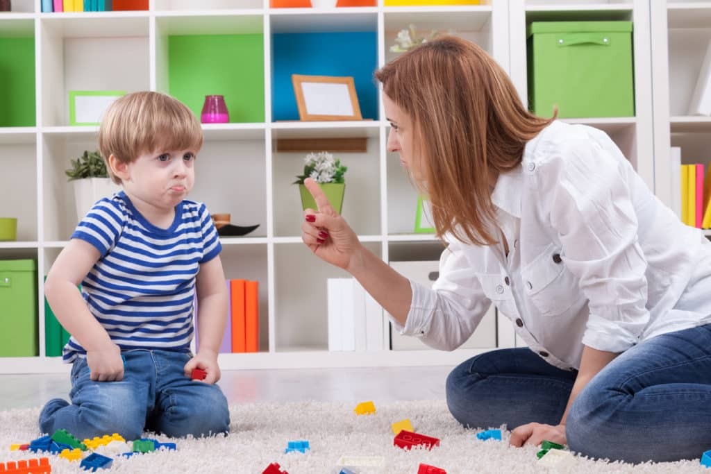 What makes you angry enough to yell at your kids? Learn to Identify the triggers and develop calming techniques so you can be a calmer mom.