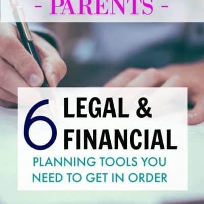 6 Legal & Financial Prep Tools