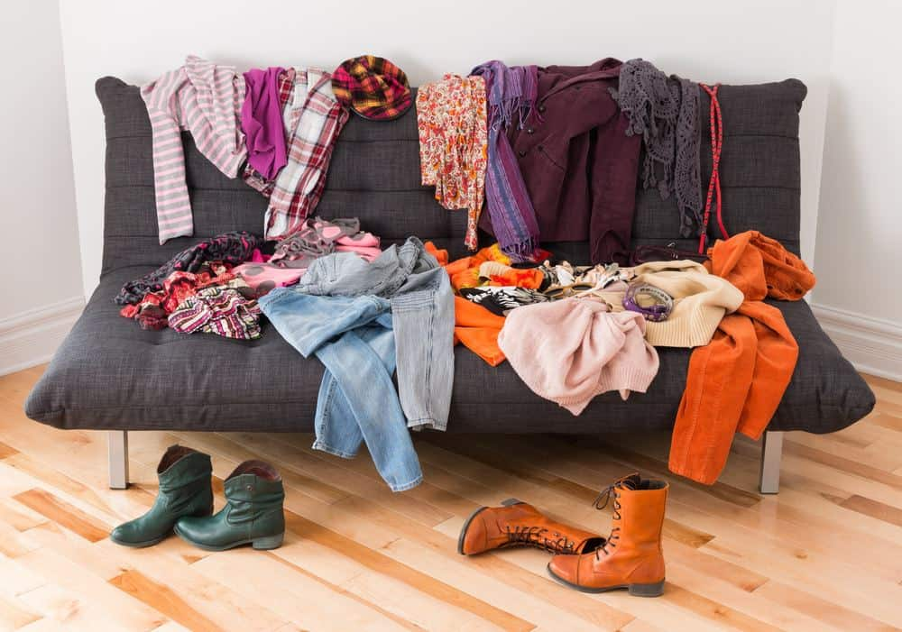 Want a Mess-Free Home? Target Your Dumping Grounds and Set Up Organization Solutions