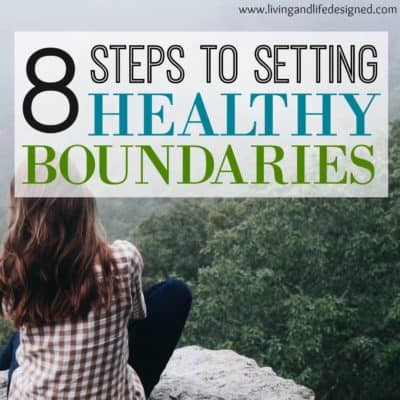 How to Create and Set Healthy Boundaries