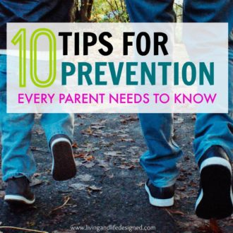 10 Prevention Tips for Parents
