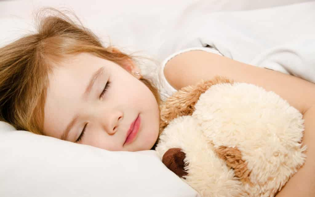 Sleep Guidelines and a Sleep, Bedtime, Nap and Hours of Sleep Chart for Babies and Young Children