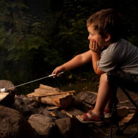 11 Genius Hacks for Camping with Kids