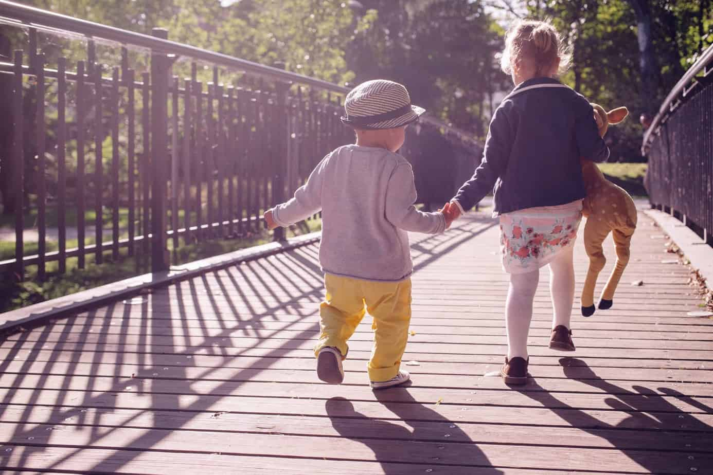 Healthy Habits Start Early with Kids to Build a Healthy Life