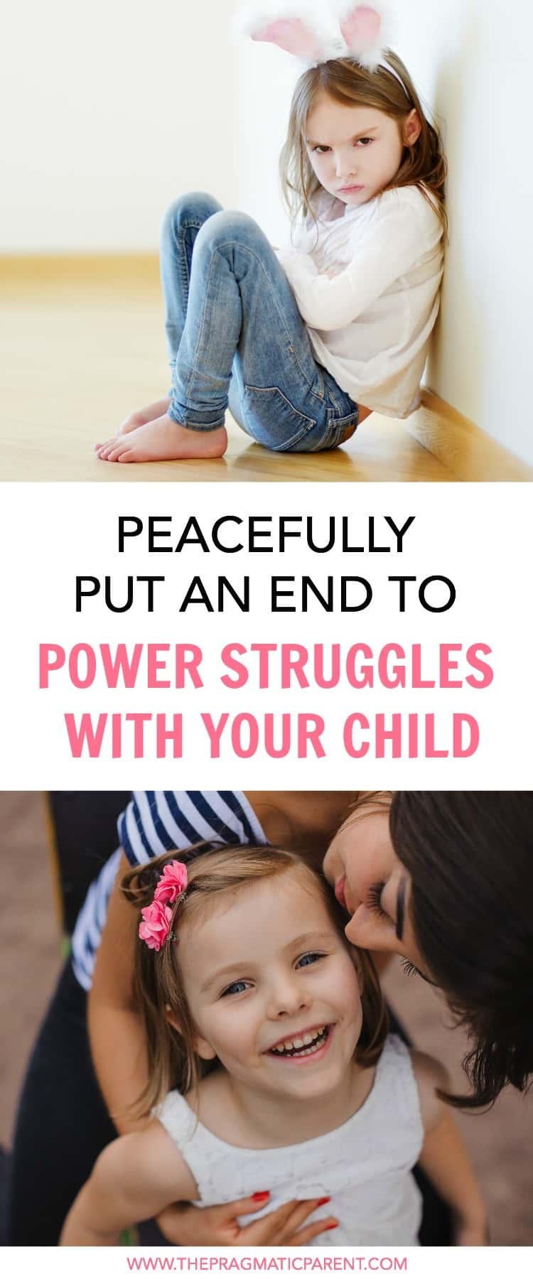 Peacefully Resolve Power Struggles & Difficult Behavior With Your Child