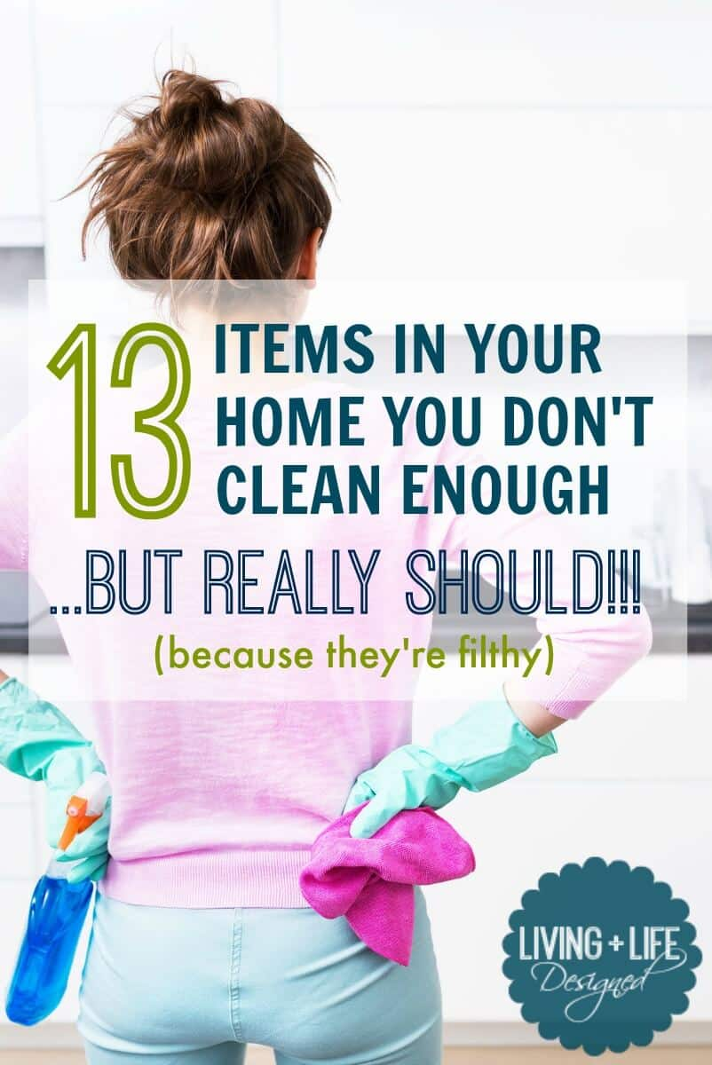 13 Dirty Areas In Your Home You Don\'t Clean Regularly But Really Should
