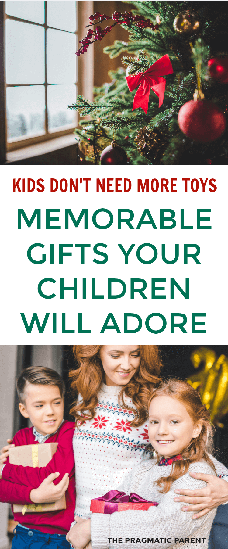 Memorable Experiences You Can Give To Your Children. Non Toy Gifts Kids Will Love. Don't Want to give my kids more toys this christmas, what else will they love?