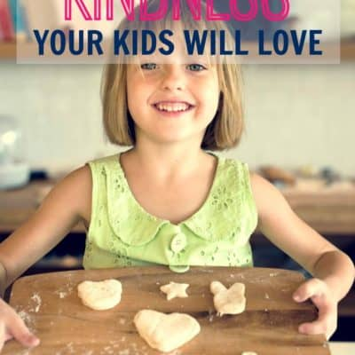 20 Simple Acts of Kindness Your Kids Will Love