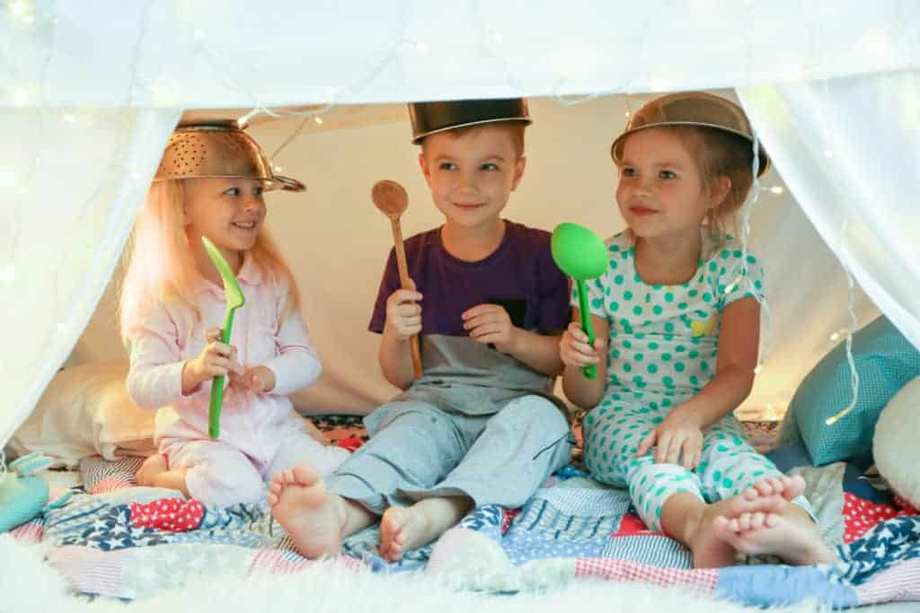 20 Best Indoor Activities to Entertain Active Kids When You're Stuck inside or the weather is bad
