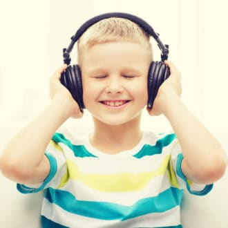 Helping a Child Who is Sensitive to Loud Noise