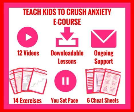 Help Your Child Overcome Anxiety