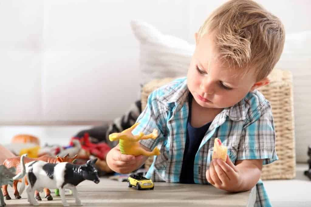Help Your Children Learn to Play by Themselves