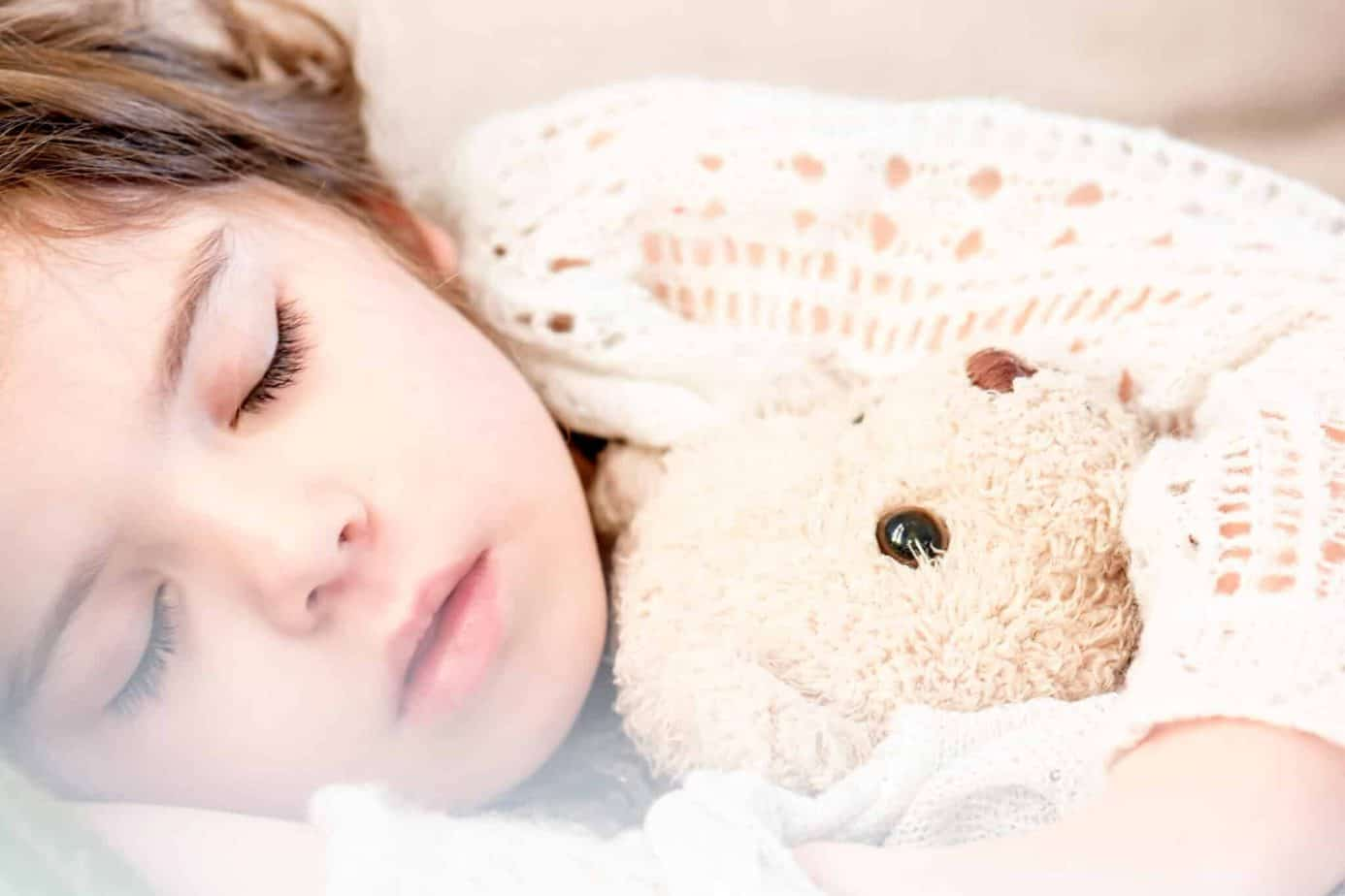 Create a Peaceful and Calm Bedtime Routine to Help Kids Fall Asleep Easier and Stay Asleep Longer