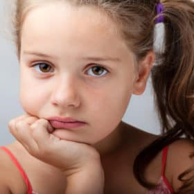 Signs in a Child's Personality and Body Language that Indicate They're in an Uncomfortable or Overwhelming Situation and Need a Parent to Intervene