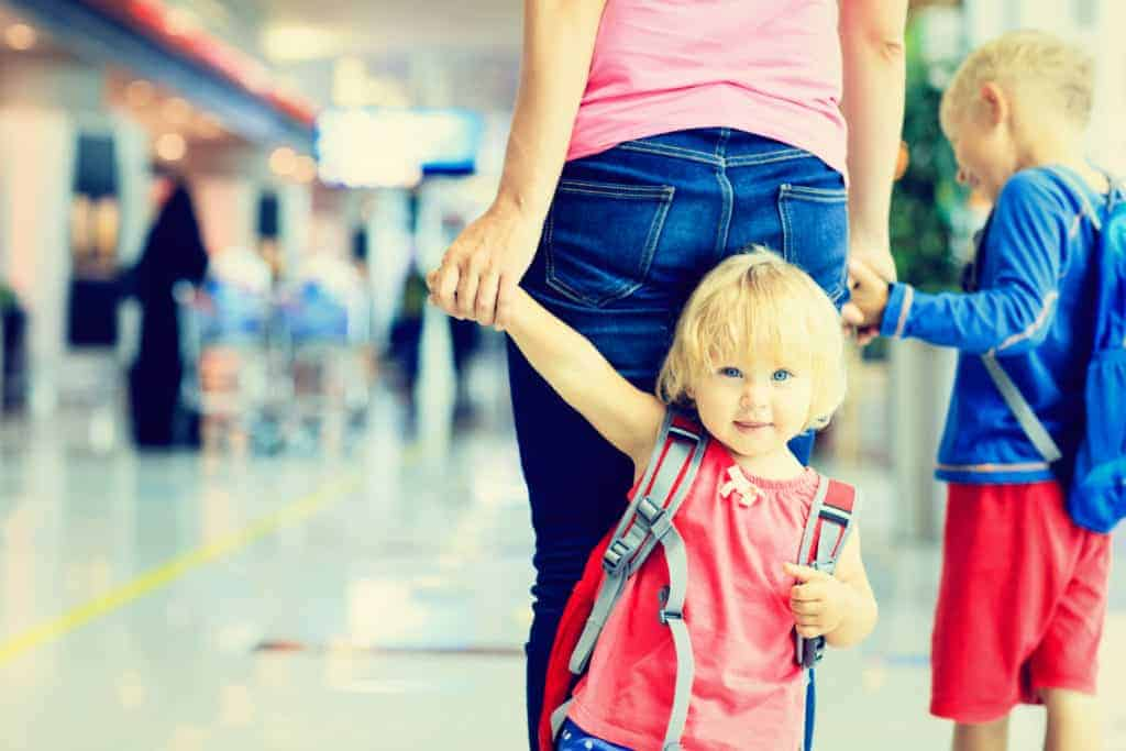 9 Genius Tips to Make Flying with Kids Painless, Fun and Stress-Free