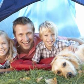 11 Genius Hacks to Make Camping with Kids Fun & Stress-Free