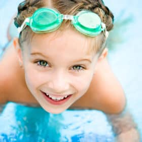 Swim Lessons are a lifesaving skill all children should know