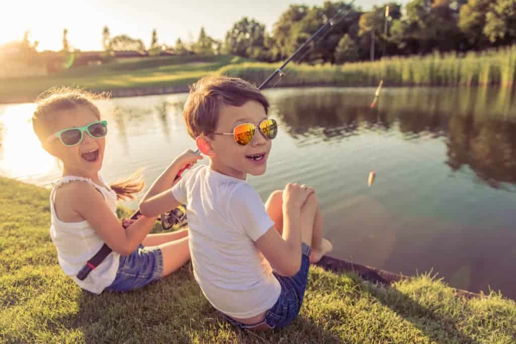 Go Fishing for Free this Summer as a Fun Activity to Do with Your kids