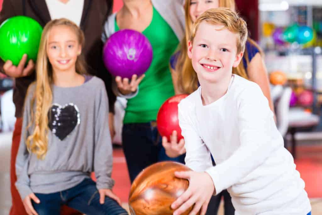 Take Your Kids Bowling this Summer