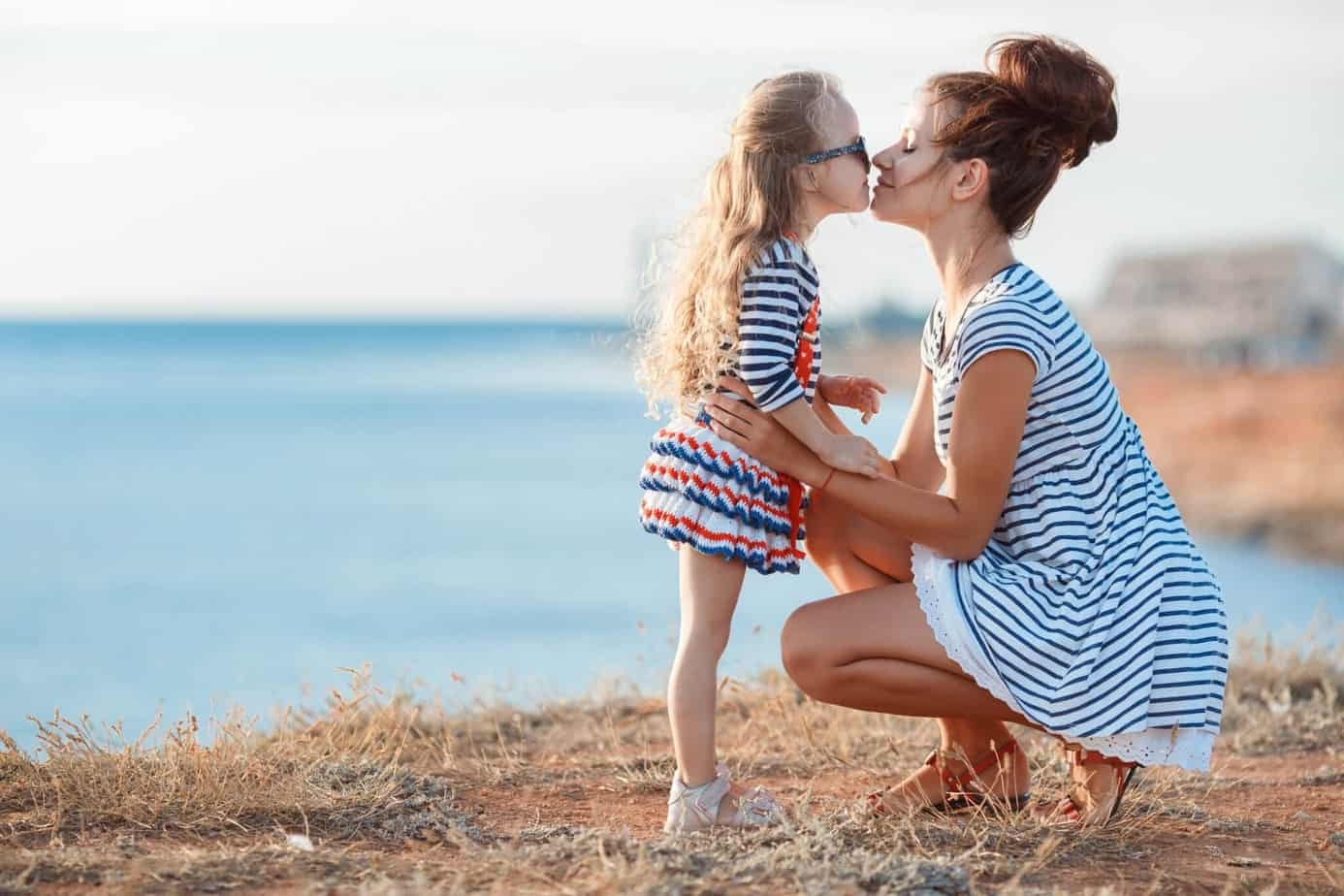 Mother magic: how to give a child a holiday