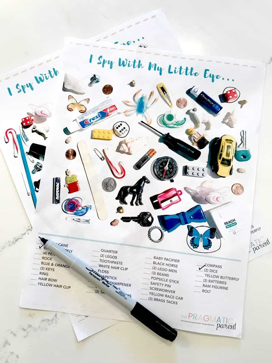photograph relating to I Spy Printable identified as I Spy for Small children Printable Match Sheets in the direction of Hold Small children Chaotic Engaged