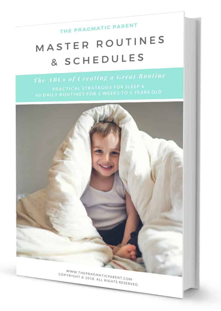 Master Routines & Schedules to help Your Create a Daily Routine for your Child. Nap Transitions, Handling Sleep Regression, the 4 Month Sleep Regression, 8 Month Sleep Regression, 18 Month Sleep Regression, 2 Year Old Sleep Regression and Sample Routines for Babies. Create a Sleep Schedule
