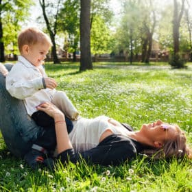 Stop living as a stressed out mom, learn how to control the stress and manage all the responsibilities and chaos of motherhood