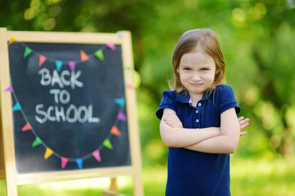 Ease Your Child's Back to School Anxiety With These Helpful Tips to Get Them Ready to Head Back to School
