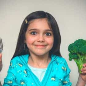 Two Surprisingly Simple Ways to Get Your Kids to Eat Vegetables
