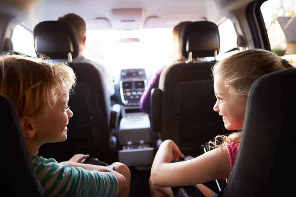 Do your kids fight with each other in the car? Does it drive you crazy or make you angry? Learn how to put a stop to backseat bickering once and for all, so you can drive in peace and not dangerously distracted by your kids fighting in the car.