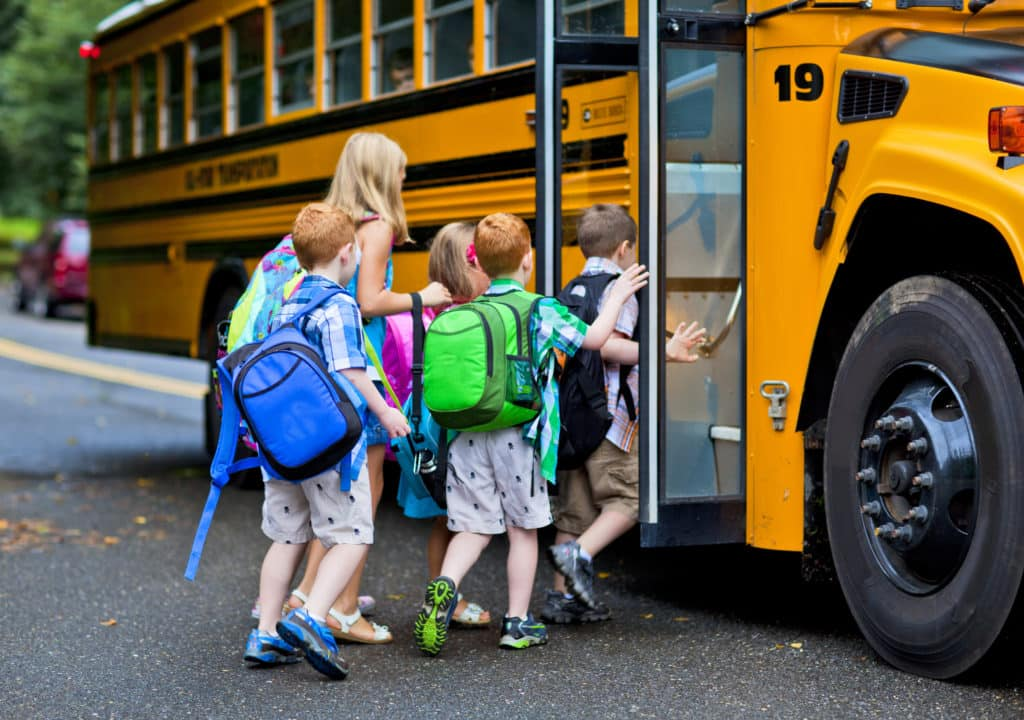 Help your kids get ready for back to school with these smart tips to ease the transition from summer back-to-school
