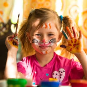 Help Develop a Child's Imagination: Get Rid of the Toys