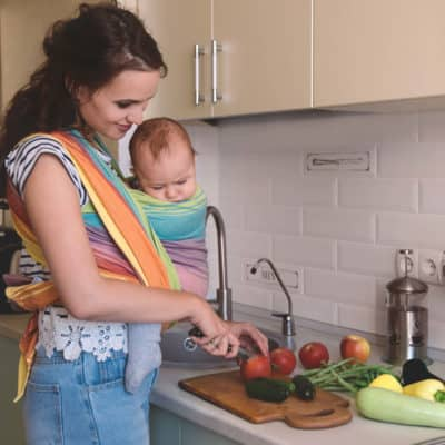 Make Dinnertime Less Stressful. Six easy fixes to make dinnertime less stressful and make dinnertime easier. Help with meal planning, freezer meals, crockpot meals, simple ingredient meals, meal planning to save money, meal planning for families and make dinner easier for the family