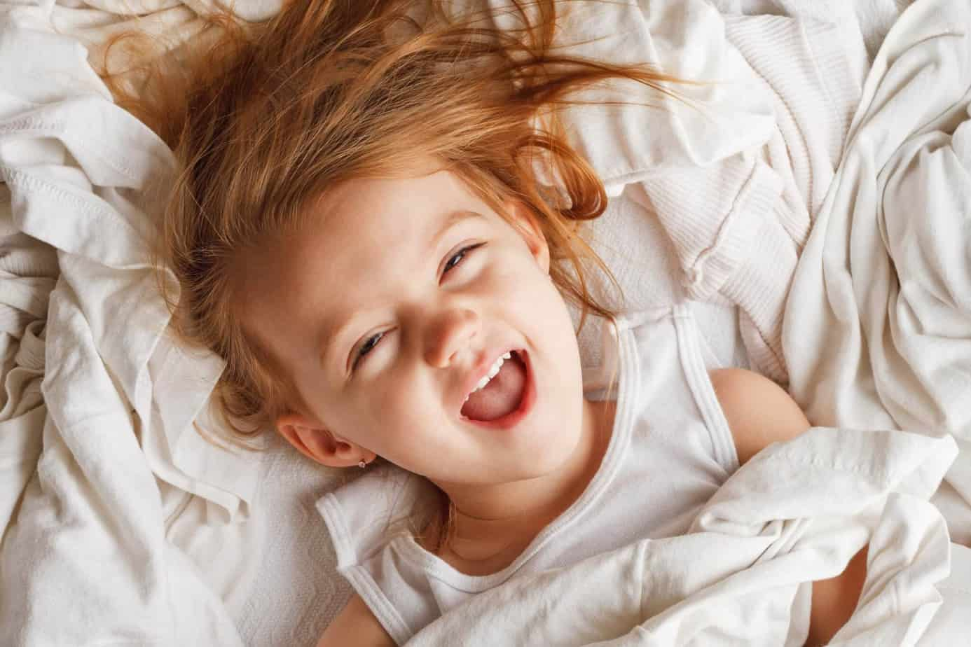 How to wake up a child in kindergarten without tears and hysterics