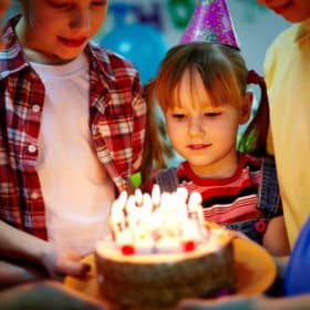 "Modern guidelines for hosting a kid birthday party including invites, food, opening presents in front of others and the much debated, goodie bags. Children's birthday party etiquette and the basics for how many kids to invite, sending thank you cards and what ""no gifts"" really means at kid parties."
