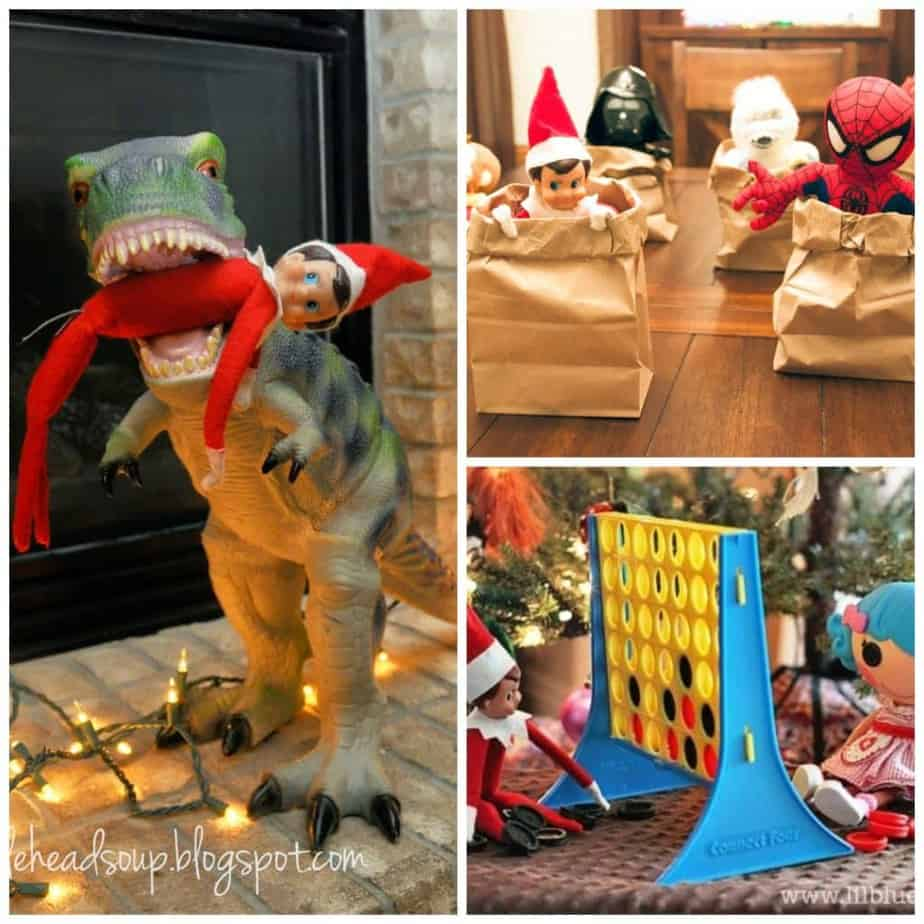 easy elf on the shelf ideas and easy elf ideas