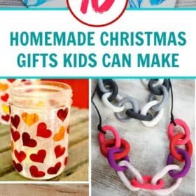 Homemade Christmas Gifts Kids Can Make. Beautiful Christmas Gifts Kids Can Make. Homemade Christmas Gifts. Gifts Kids Can Make at Home.