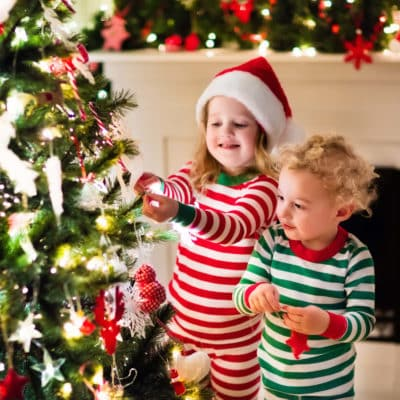 Sibling Christmas Traditions: Kids Will Delight in the Excitement of the Holidays Together. Make Christmas Even More Magical. Give your kids their own family traditions to cherish with one another year after year, and for a lifetime. Sibling traditions for the holidays!