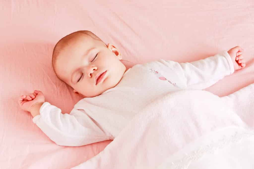 Here are some gentle ways to help your child sleep through the night without crying it out. When parents hear of sleep training, they think of the cry-it-out method but that's not the only, or best solutions to help your baby sleep through the night. These alternatives to crying-it-out will indeed help your baby learn to sleep through the night on their own (when they are ready) without closing the door and listening to them scream for hours.