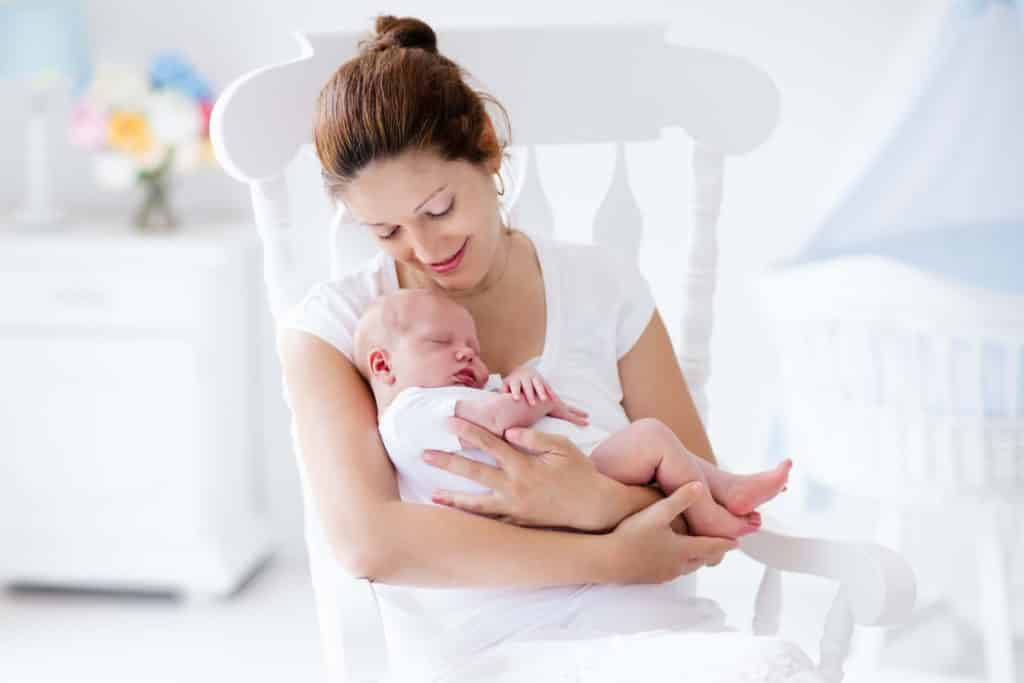 14 Great Tips for New Parents with a Newborn Baby. If you're a first-time parent, these newborn care tips will help you feel confident caring for your new baby at home. New Mom tips: Newborn baby care and advice for feeding, sleeping, nursing and preparing the nursery for good sleep habits from the start.