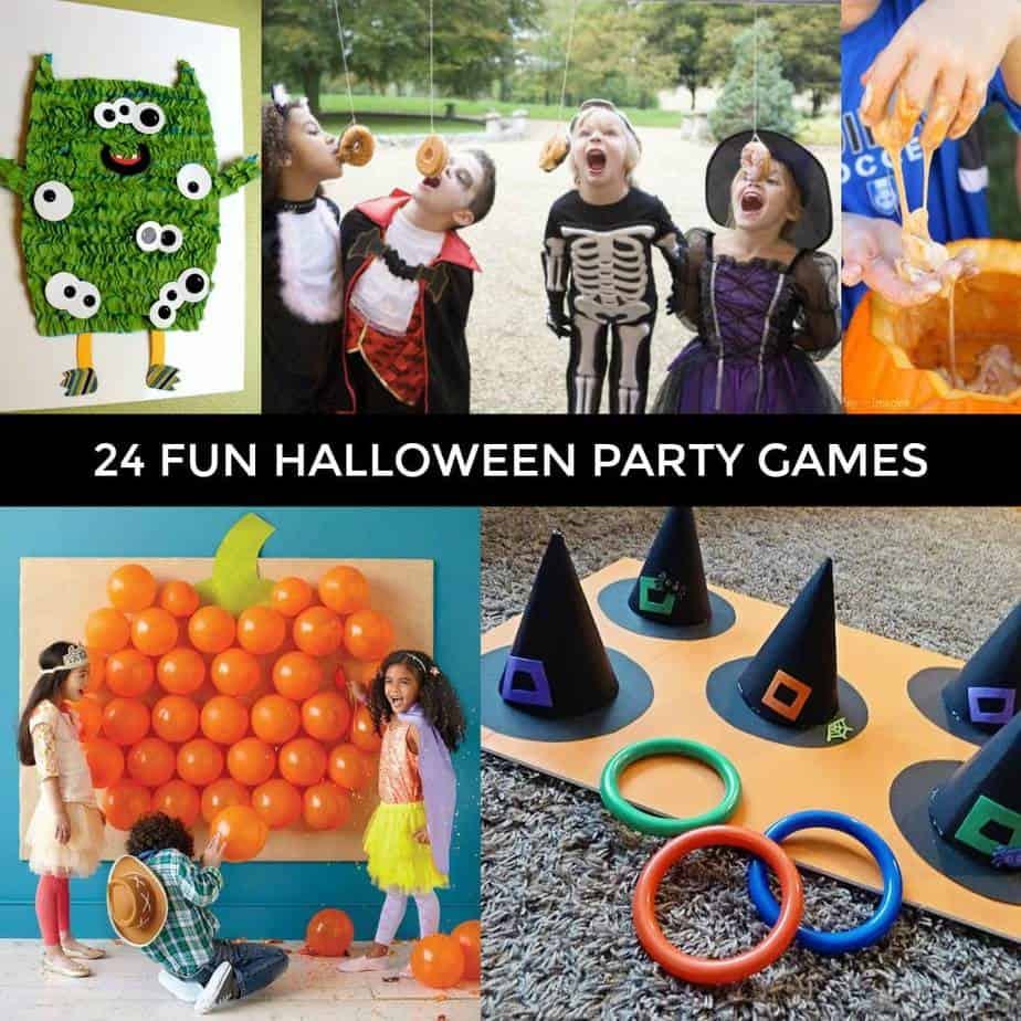 Halloween Party 24 Fun Halloween Party Games For Kids
