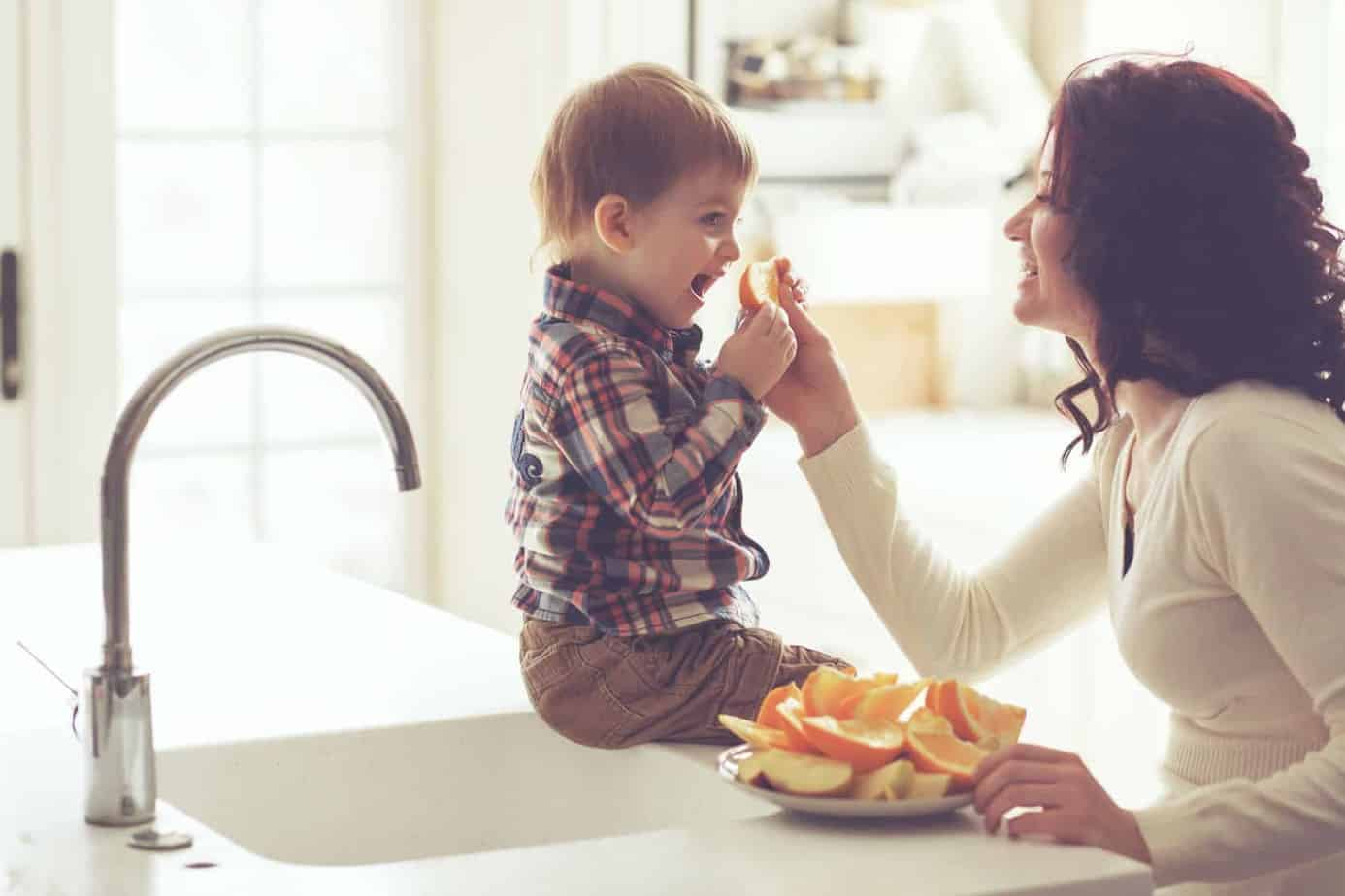 stop forcing kids to eat and help them develop healthy eating habits