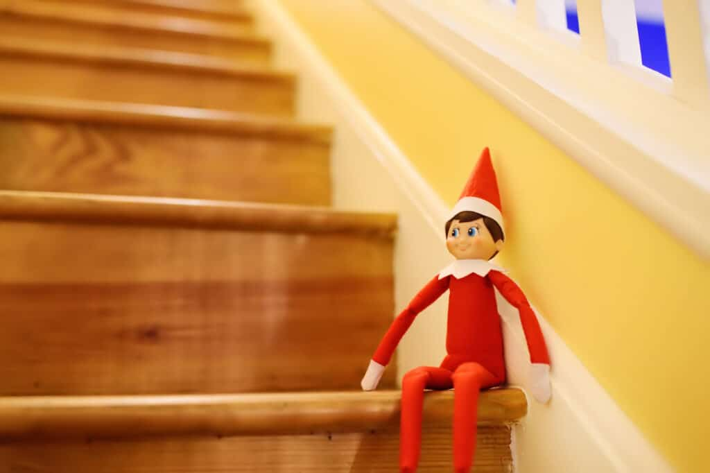 "48 Elf on the Shelf ""Caught You Being Good"" Note Cards reinforce positive behavior, boost your child's confidence, & point out kid's acts of kindness."