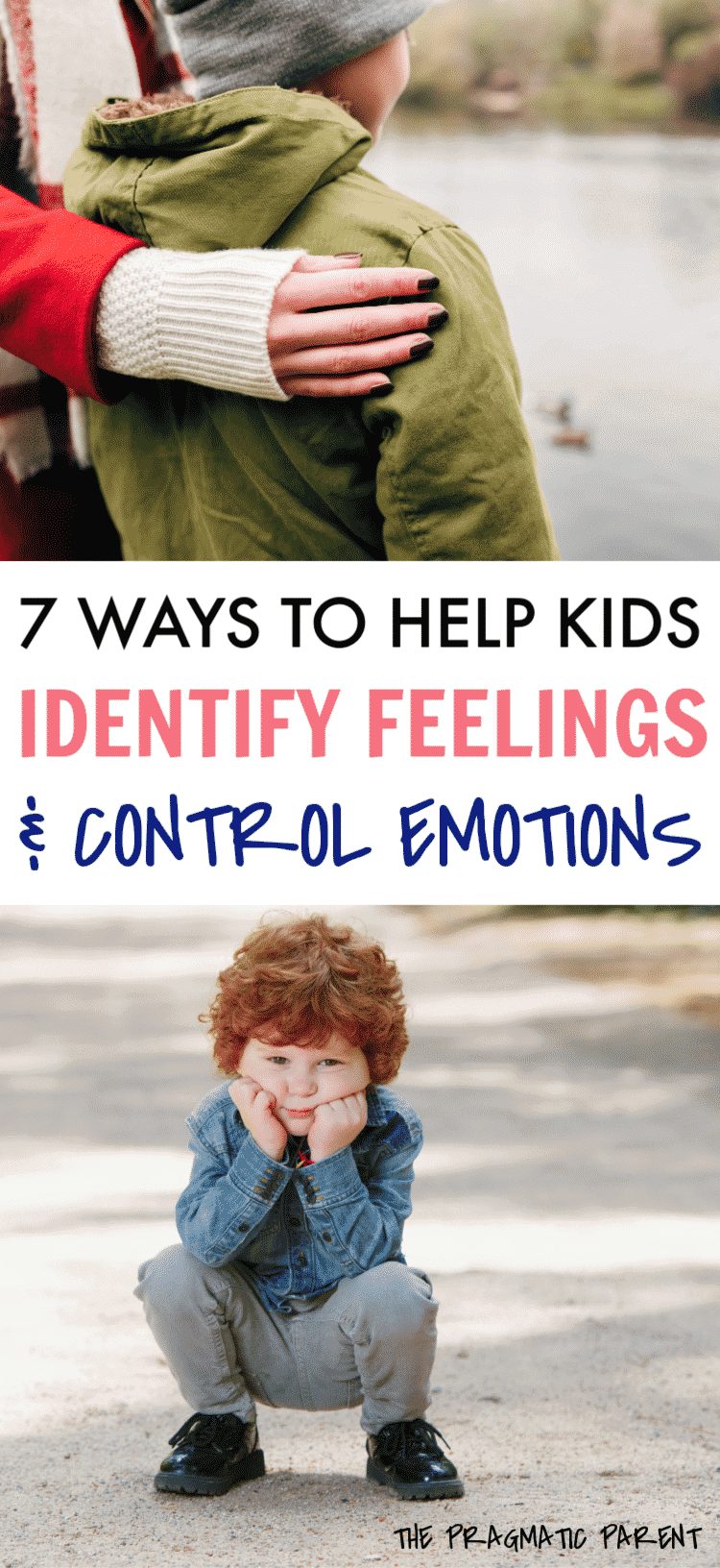 How to help kids identify and express their emotions, and also manage those feelings while controlling their emotions in a healthy, respectful way. #emotionalintelligence #helpkidsidentifyfeelings #teachselfregulation #kidscontrolemotions #kidsselfregulation #selfregulationgames