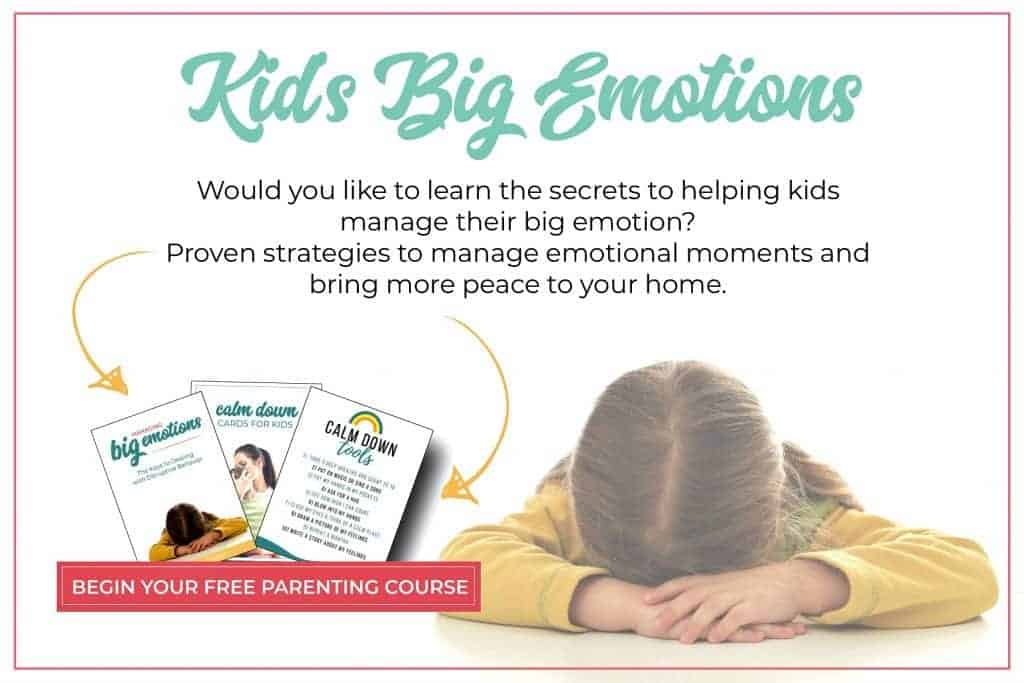 How To Help Kids Manage Sleep >> Parents 5 Steps To Teach Kids How To Manage Big Emotions