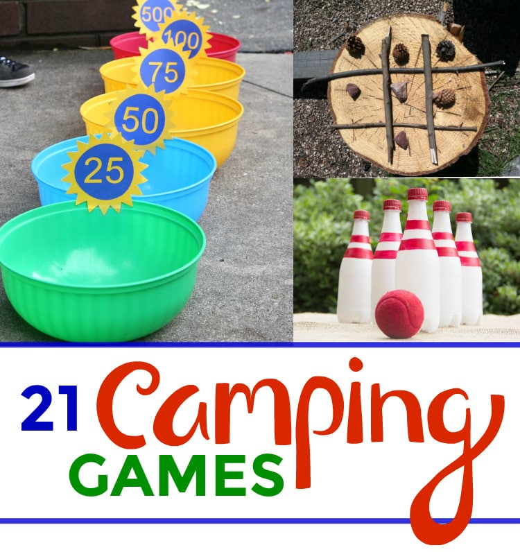 Camping With Kids 21 Camping Games Activities Kids Love