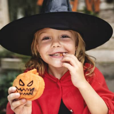 Fun things to do with your leftover Halloween candy; from freezing and baking it into sweet treats, to turning it into crafts, games and science experiments.