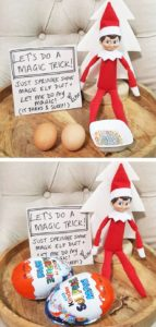 Elf Dust Magic Trick and Gift
